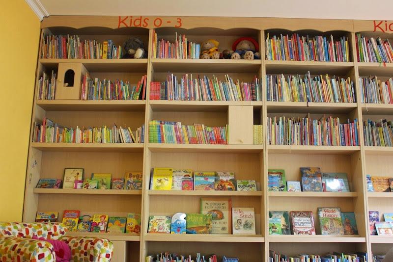 Buku Perpustakaan Rimba Baca