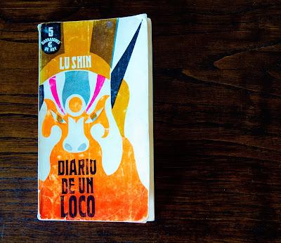 Diario de un loco, contes curts de Lu Shin