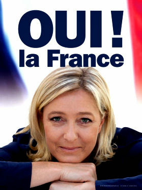 Marine Le Pen: Oui la France