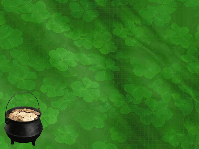 Free Powerpoint Templates For St Patrick S Day Ppt Bird
