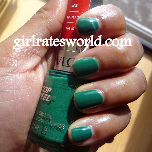 Revlon Top Speed Emerald