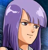Roux Louka Mobile Suit Gundam ZZ UC 0088