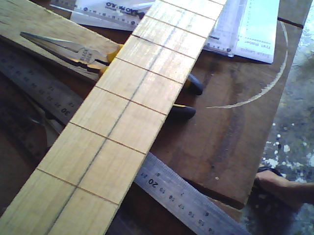 Construção guitarra telecaster, meu 1º projeto bolt on. Finalizado e com vídeo Imagem+032