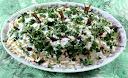 Рецепт: Салат из шпрот «Рыбки в пруду»