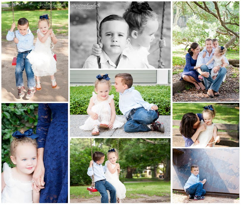 Heather Family and Sibling Photos