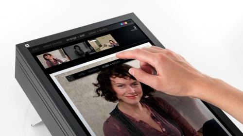 Новая разработка планшетного принтера SWYP