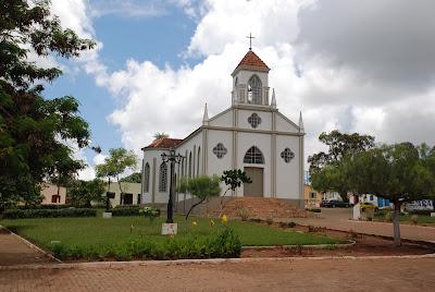 Igreja São Sebastião em Cristalina