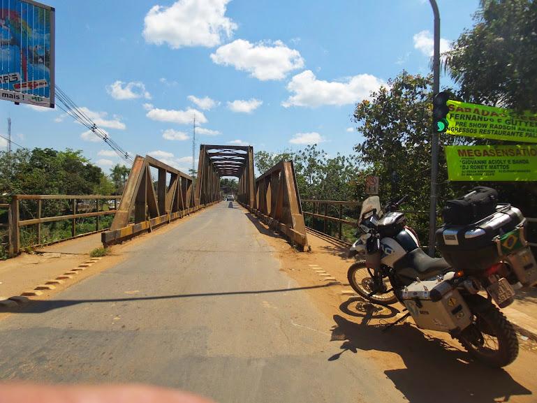 Brasil - Rota das Fronteiras  / Uma Saga pela Amazônia 20140831_124524