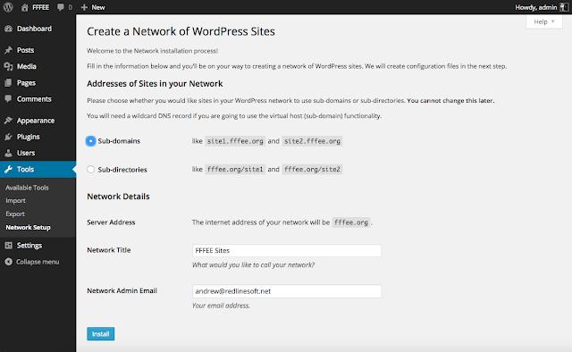 มาติดตั้ง WordPress Multisite บน Nginx « Thai Open Source