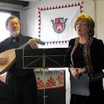 Zádori Mária és Virágh László énekművészek előadás közben