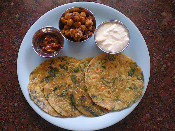 Methi Roti Recipe