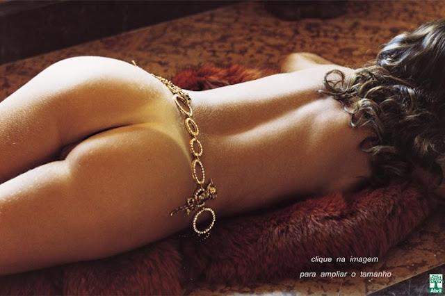 Luma De Oliveira Nua Na Playboy Mar O Fotos Pelada