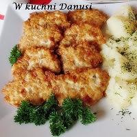kotleciki drobiowo-warzywne