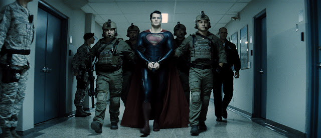 Man of Steel superman Henry Cavill in custody Christopher Meloni