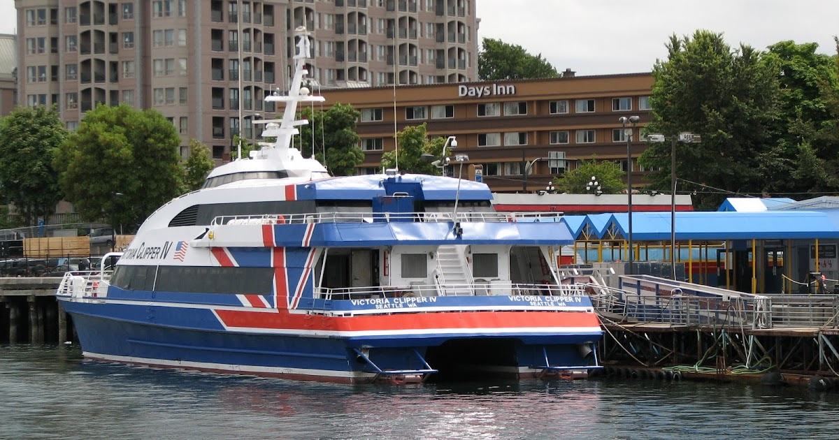 Car Ferry Service From Victoria To Seattle