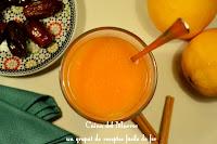 Suc de taronja i pastanaga, pura vitamina!
