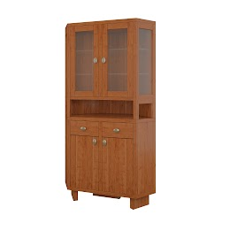 aurora corner cabinet