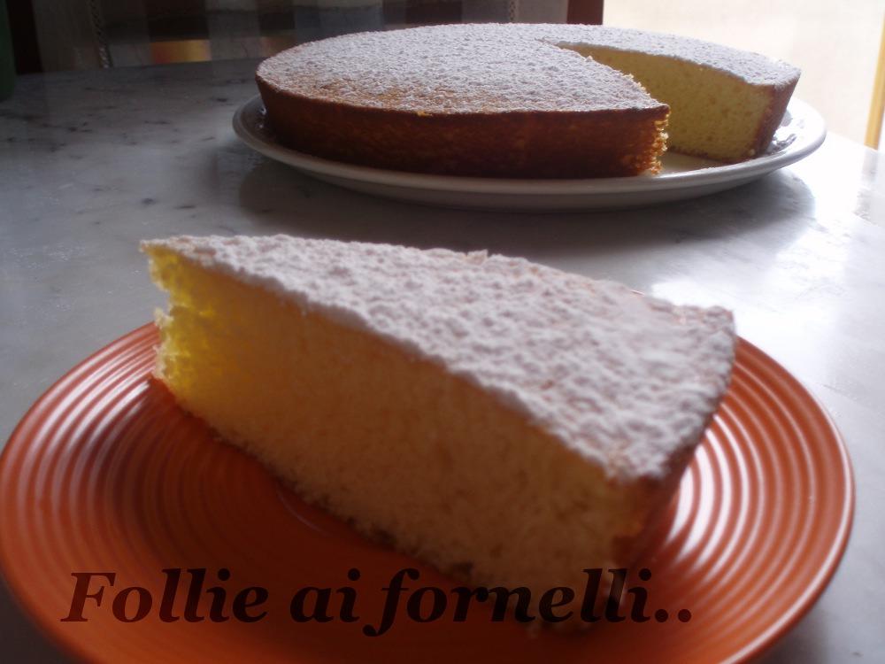 Follie ai fornelli torta alla ricotta forno - Forno tradizionale e microonde insieme ...