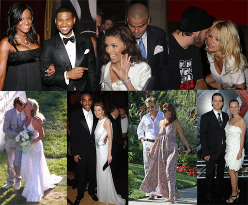 Most Expensive Celebrity Weddings Cover