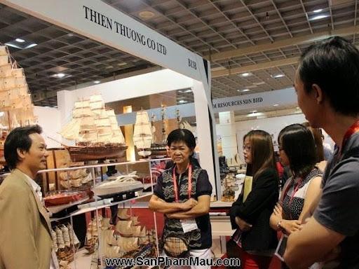 Việt Nam dự hội chợ đồ nội thất quốc tế tại Malaysia-1