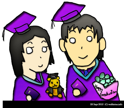 USM Convo 2012 - Happy Graduation