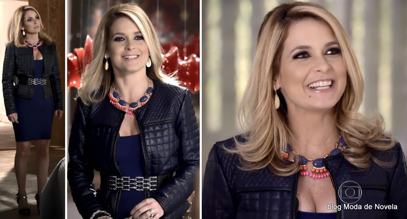 moda da novela G3R4Ç4O BR4S1L - look da Pamela dia 13 de maio
