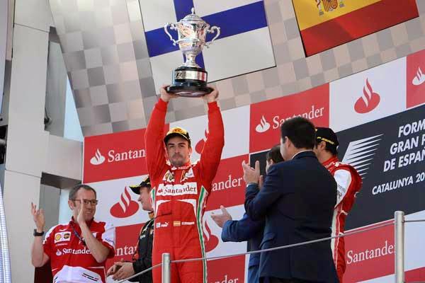 Fórmula 1, GP de España