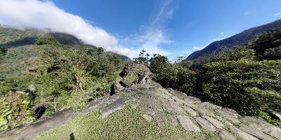Camino Cdad. Perdida, Santa Marta, Magdalena, Colombia