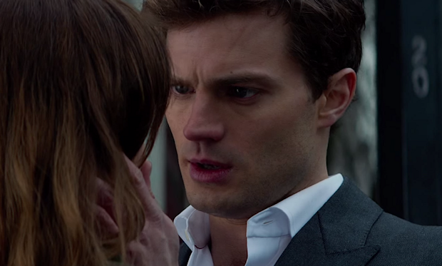 The First TV Spot Arrives for 'Fifty Shades of Grey'