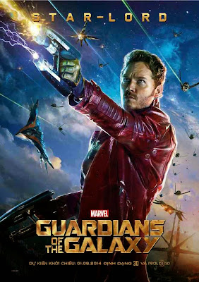 Guardians of the Galaxy - Người anh hùng cọc cạch