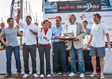 J/80 PalmaVela  winners sailing Pro-Rigging