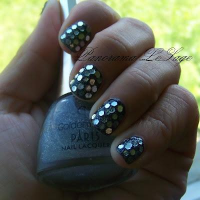 zdobienie paznokci migotliwe kropeczki wiosenny Manicure malowanie lakiery paznokcie ochrona ładne żółty zielony morski fiolet pomarańcz neon ciplutki kolorek słoneczny
