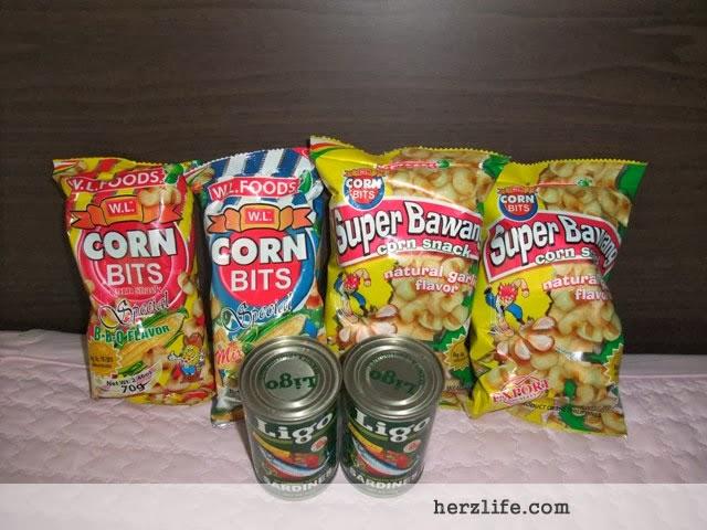 Corn Bits in Korea