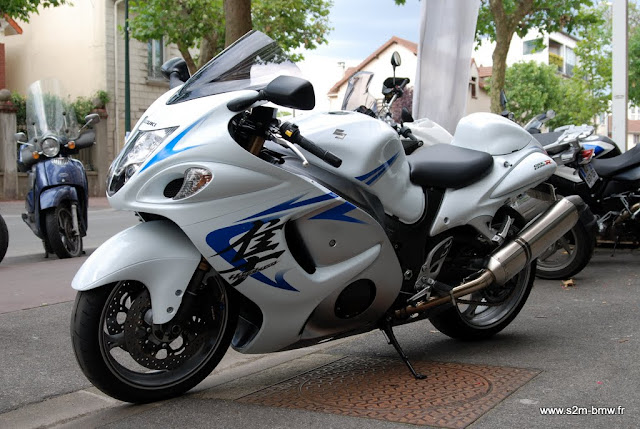 occasion suzuki gsxr 1340 hayabusa 2009 32600kms vendue saint maur motos. Black Bedroom Furniture Sets. Home Design Ideas