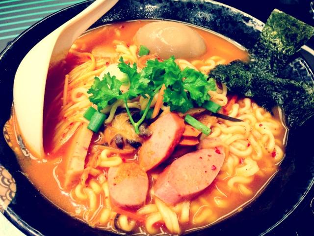 Kimchi Ra-Myon