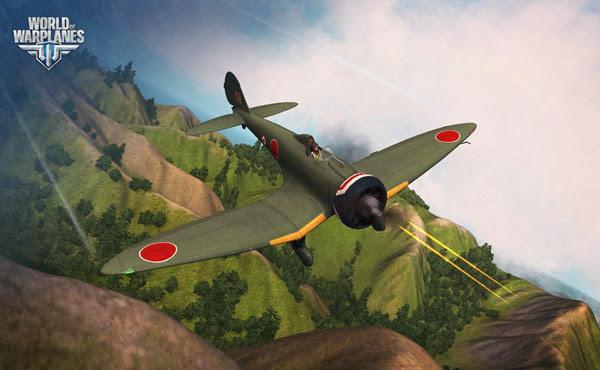 Game không chiến World of Warplanes mở cửa OBT 9