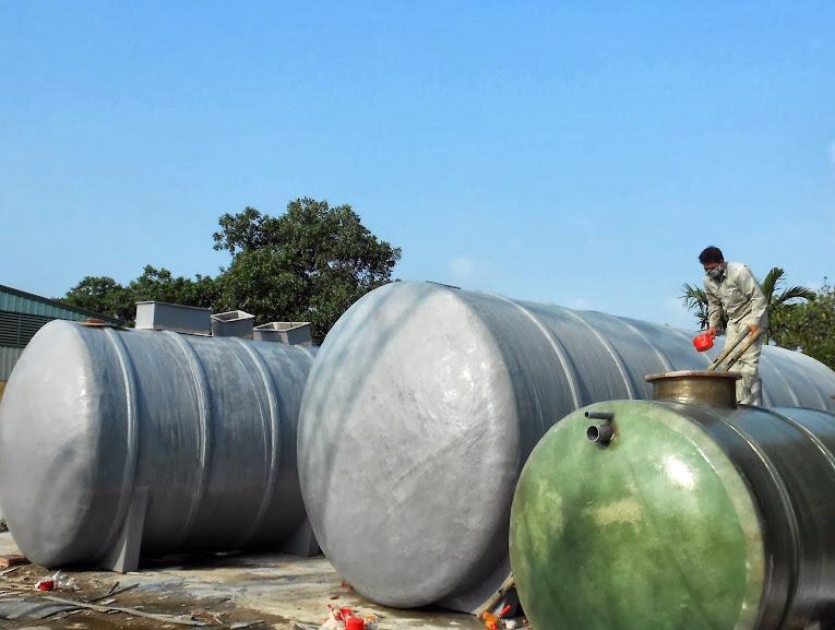 Xử lý nước thải sinh hoạt - Ánh Dương