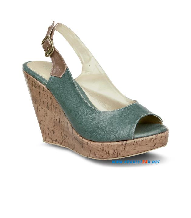 Giày đế xuồng thời trang Sophie Vara
