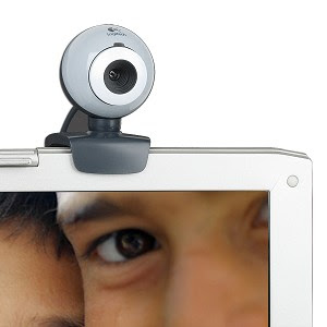 Desktops may have it in the front or back of the unit and may also be hidden behind a door in the front or back unit.  sc 1 st  QU Online Tech News - Blogger & QU Online Tech News: Webcam: Setting up an External Webcam Basics