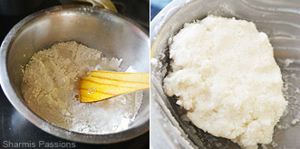 How to make ammini kozhukattai - Step2