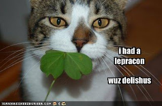Happy St. Patricks Day! - Cat Thursday (43)