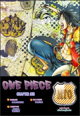 Chap 638 – One piece – Đảo Hải Tặc