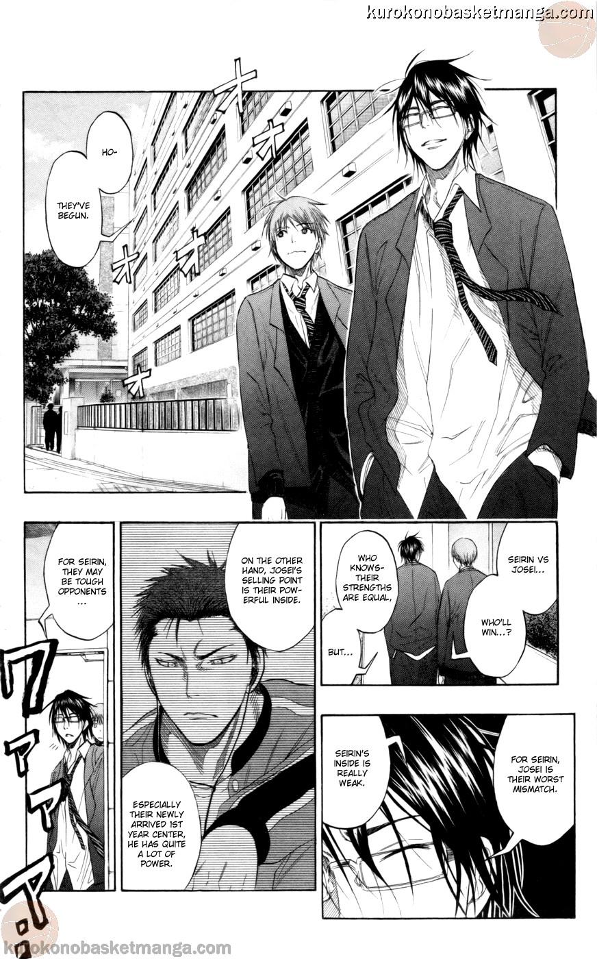 Kuroko no Basket Manga Chapter 82 - Image 04