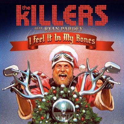 The Killers - I Feel It in My Bones Lyrics