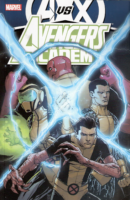 Avengers vs. X-Men: Avengers Academy, v. 5 cover