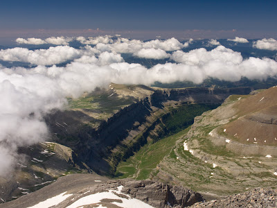 Vall d'Ordesa vista des de cim