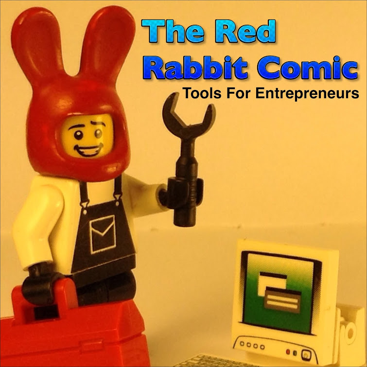 Read the Red Rabbit Comic