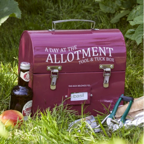 Allotment Tool and Tuck Box