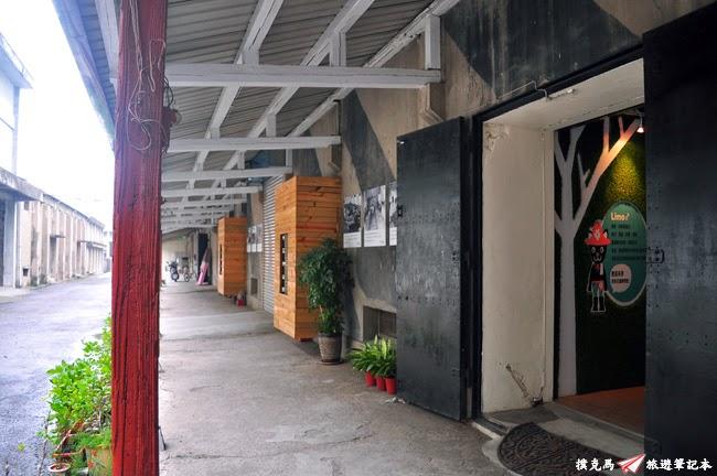 茉莉花壇夢想館入口處