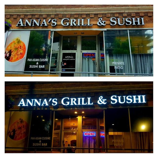 Anna's Asian Grill & Sushi Bar
